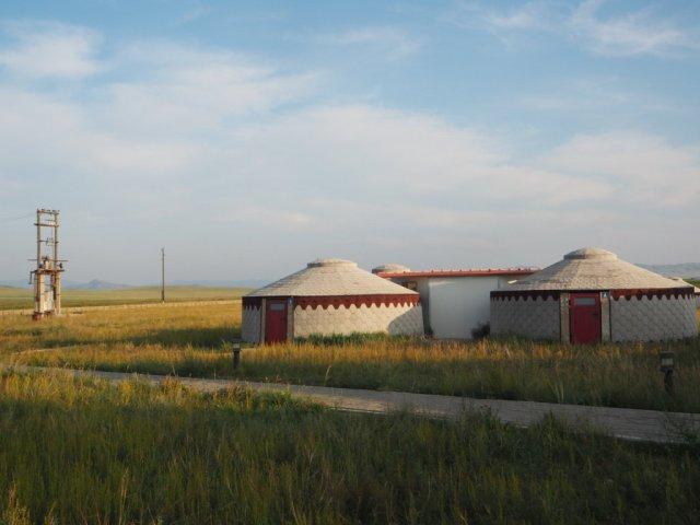 Parque Nacional de Khustain, Mongolia