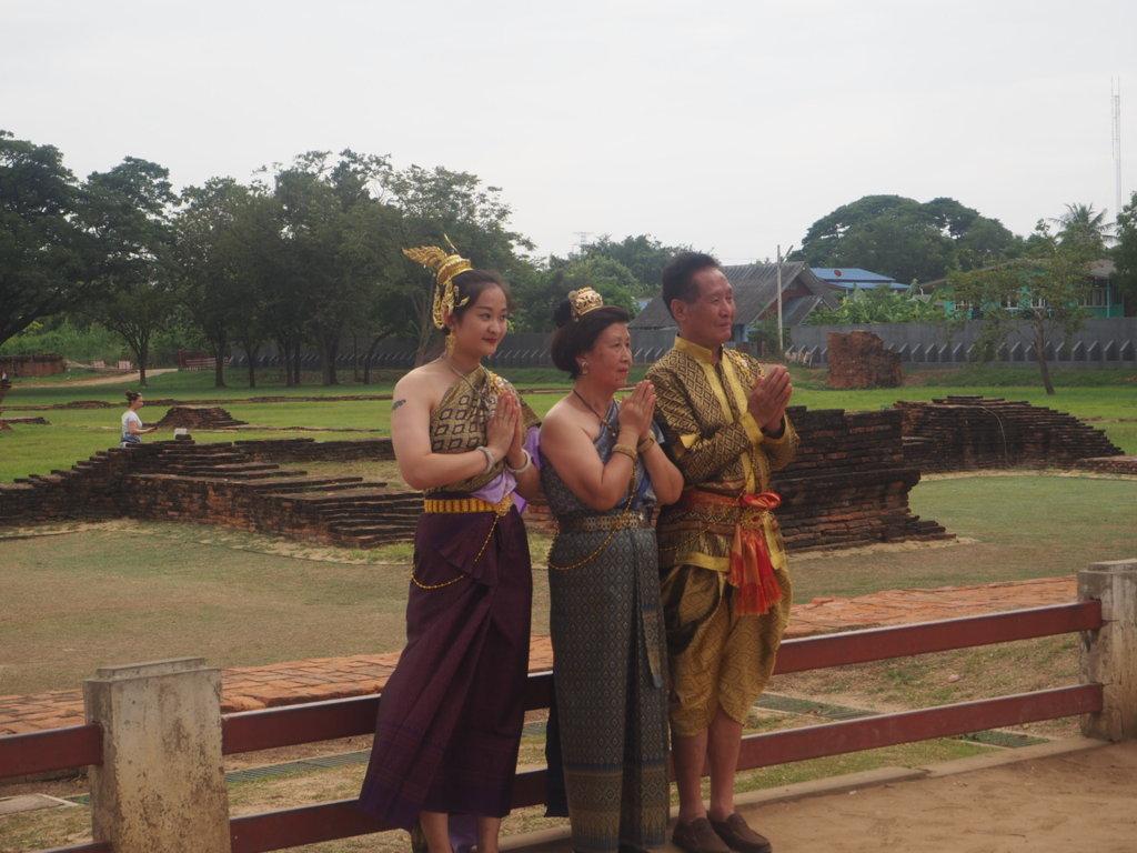 Tailandia y sus gentes, rose viaja