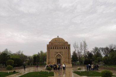 Mausoleo de Ismail Samanid