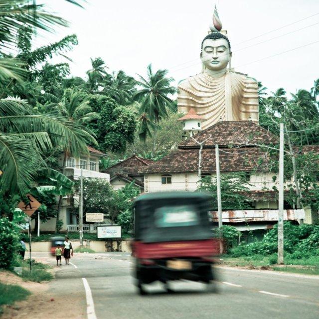 VIaje sola por Sri Lanka