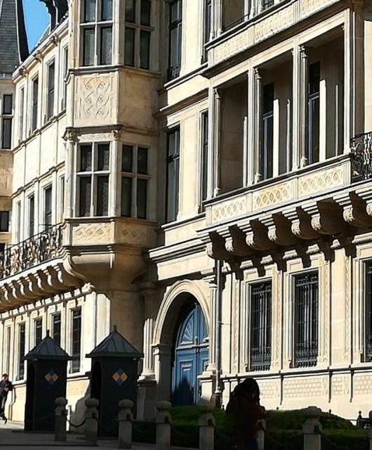 Palacio Ducal de Luxemburgo