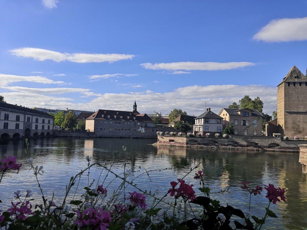 Estrasburgo, capital de la Alsacia