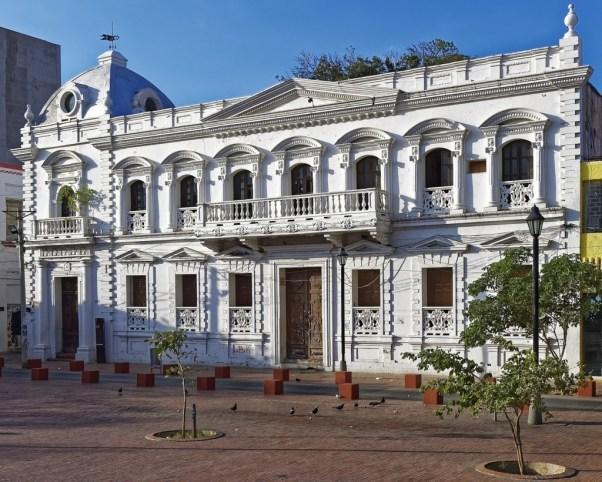 Santa Marta en Colombia