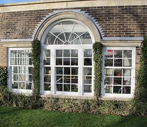 sash window triptych