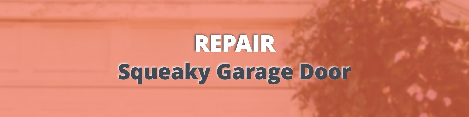 squeaky garage doorHomeowner Resources  Garage Door Repair Roseville CA