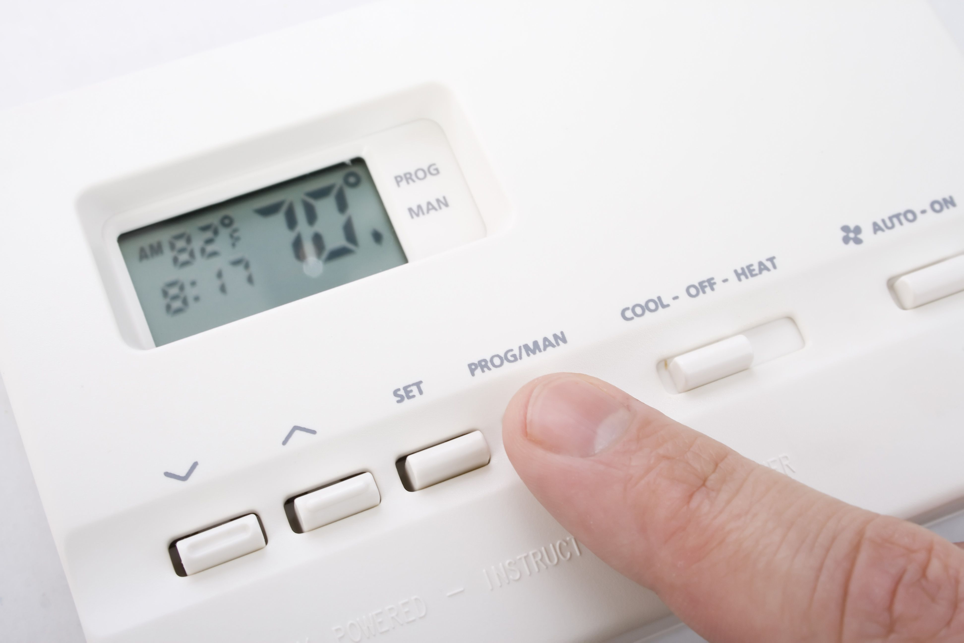 Home Air Conditioning Thermostat Problems