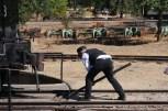 aligning the rails