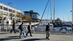 The Sprint to Our lunch venue
