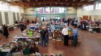 Main Hall Vendor displays