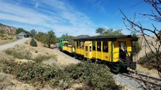 The short Gold Hill train is fun especially in the gondola