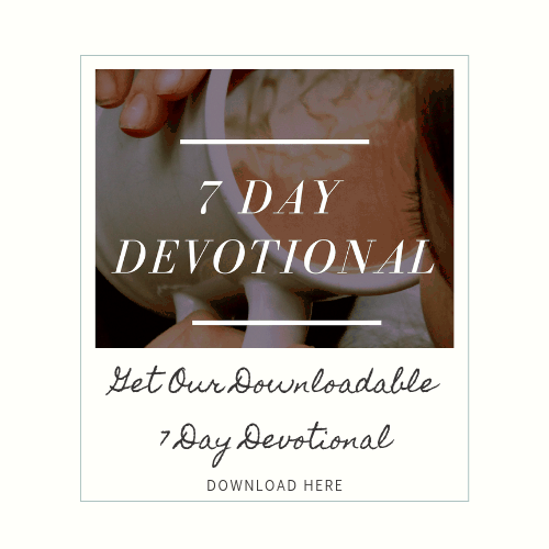 7 Day Devotional