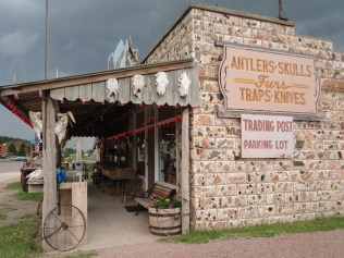 Western trading post.