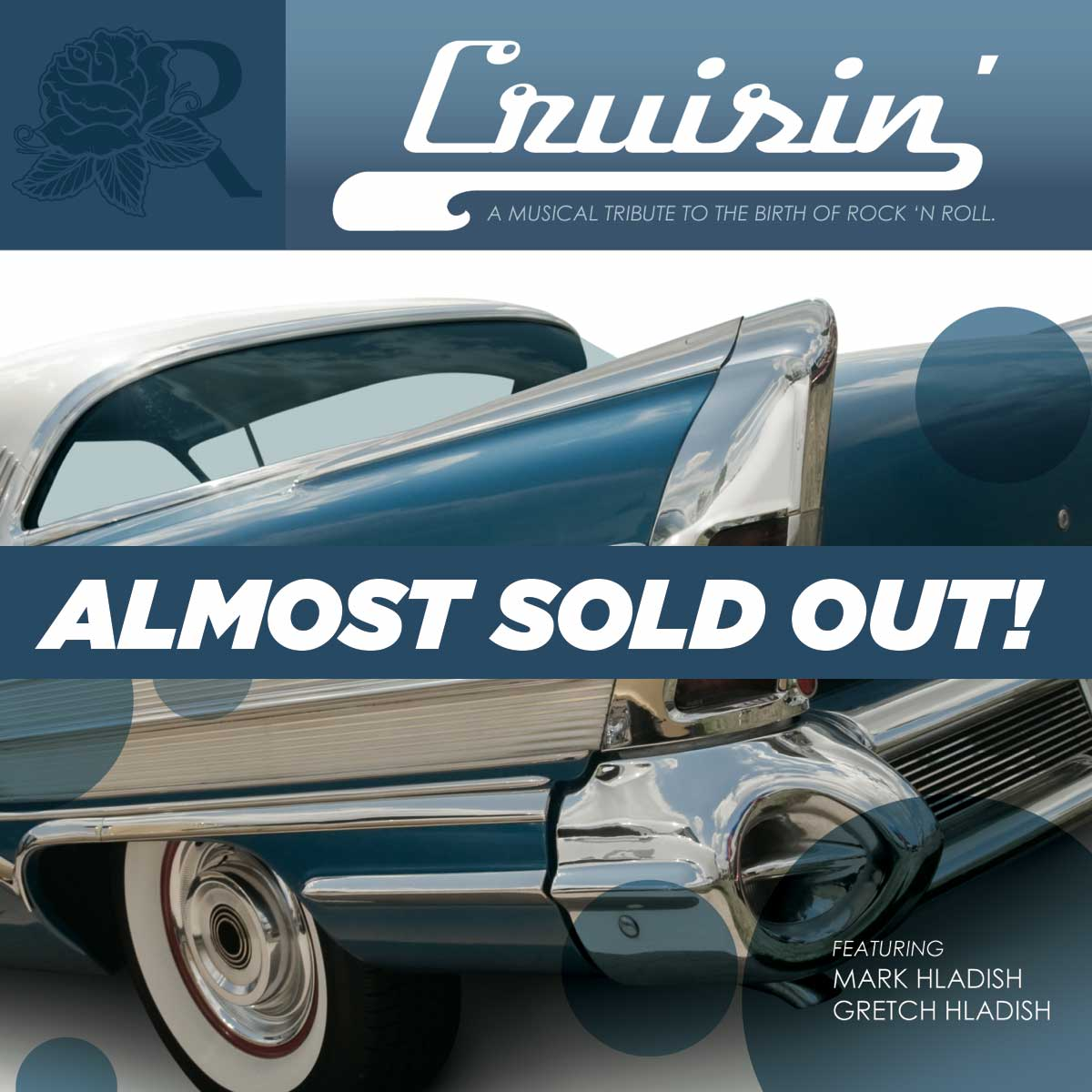 RW_Cruisin almost sold out