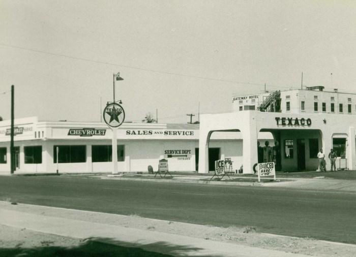 Needles, California: 'Stars in the Desert Night