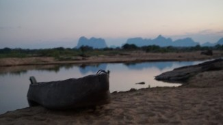 Lugenda River. Photo Rosey Perkins