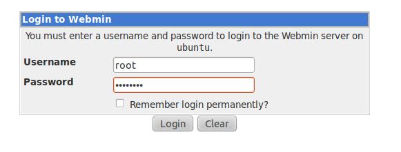How to Install Webmin on Ubuntu 11.10/11.04 Server (1/2)