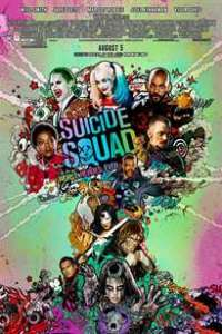 Download Suicide Squad (2016) Hindi HQ Fan Dubbed Dual Audio BluRay 1080p 720p 480p [ROSHIYA]