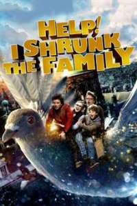 Help! I've Shrunk the Family (2016) Hindi Dubbed (ORG) [Dual Audio] WEB-DL 720p 480p HD