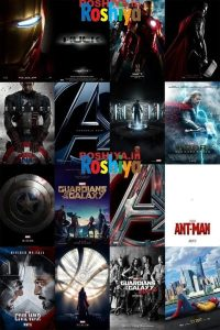 Download Marvel Cinematic Universe Films (2008 – 2018) 1080p BluRay x264 ESubs AC3 Dual Audio [Hindi DD5.1 + English 5.1] Download | Watch Online