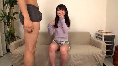 素人娘のびっくり暴発手コキ vol.4 着衣手コキ