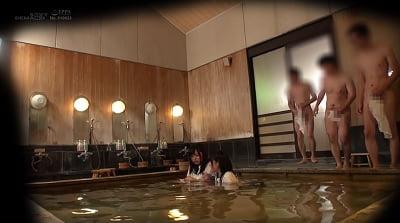 のん・まりん 箱根温泉で見つけた修学旅行中の学生さん 友達と一緒に男湯入ってみませんか? サンプル8