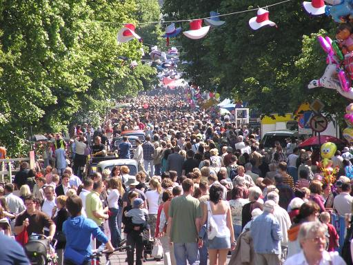 agoraphobia crowd