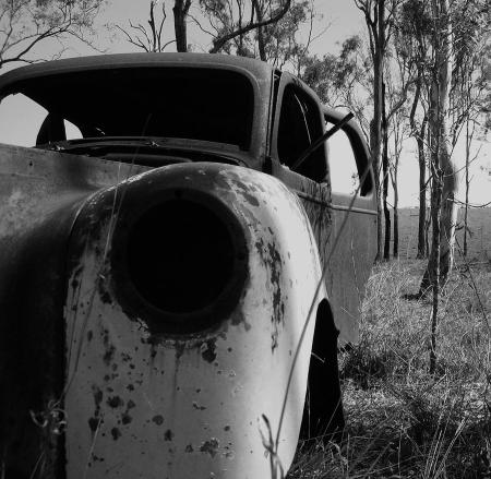 old-car-writers-block