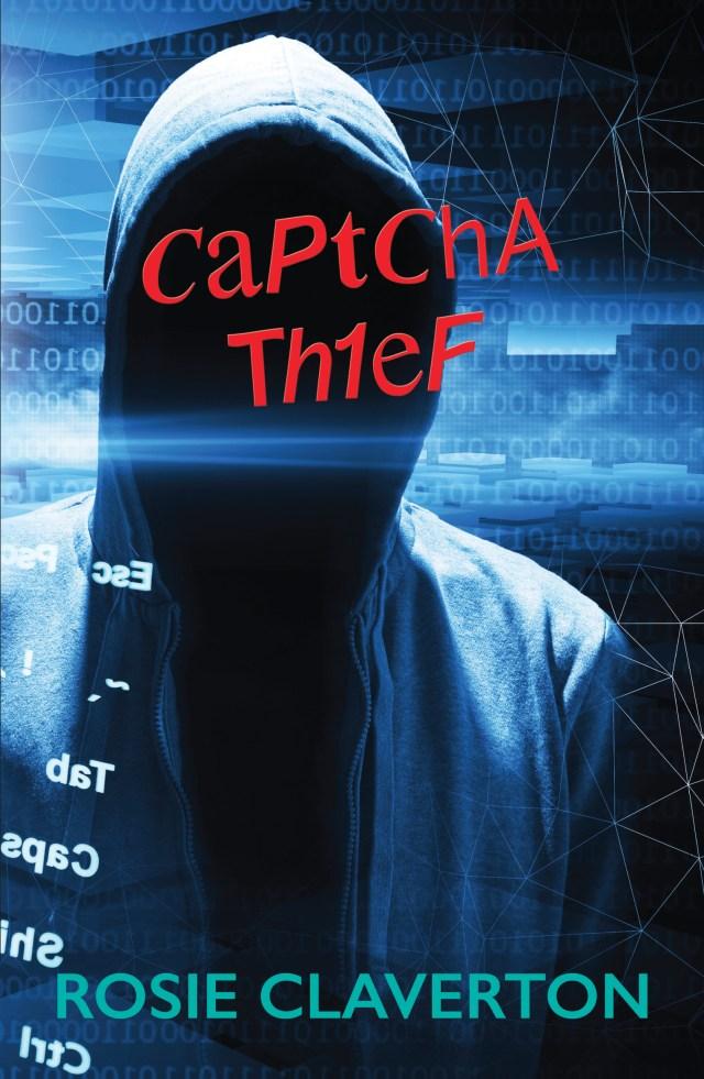Captcha Thief Cover
