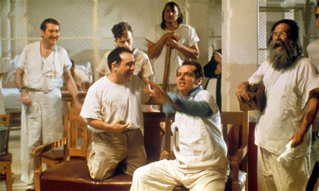 One Flew Over The Cuckoo's Nest v Modern Psychiatry