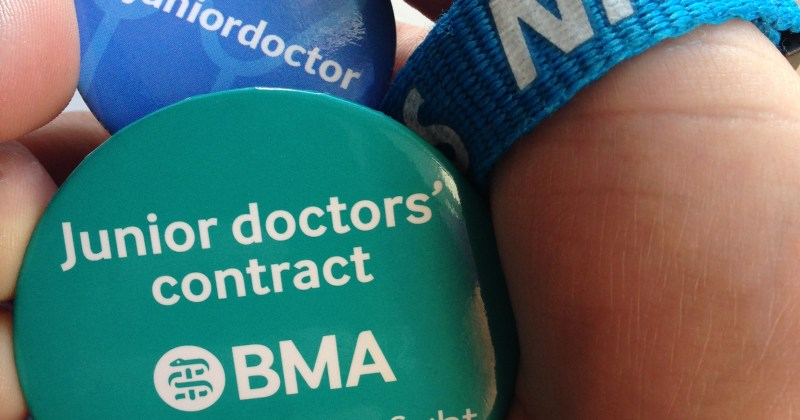 Junior Doctors: Their Lives in Your Hands
