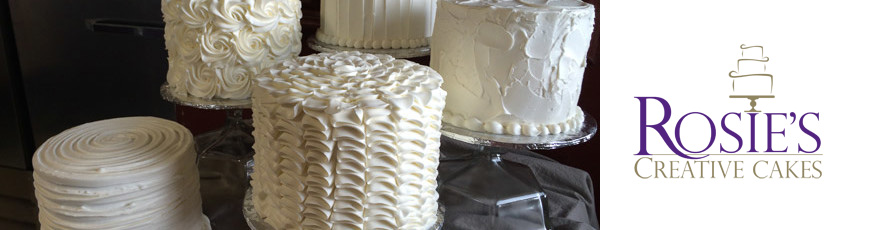Textured Buttercream Cake Designs
