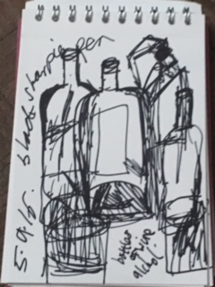 black sharpie 5.9.16 bottles of wine alcohol