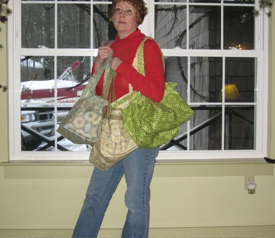 Handbag Model
