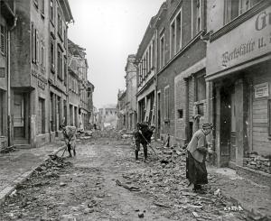 Destruction, June 1945