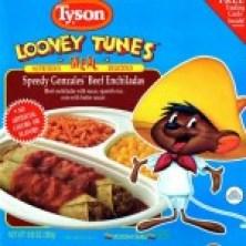 Tyson Looney Tunes Meal