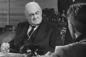 It's a Wonderful Life but he's a terrible buy guy.