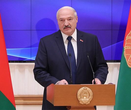 Лукашенко высказался против присоединения к России. Фото: president.gov.by