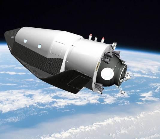 """Космический корабль """"Орел"""". Фото: topwar.ru"""