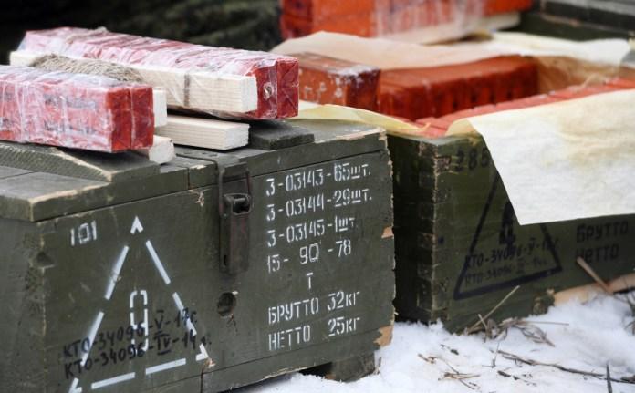 Хищения взрывчатки совершались на протяжении полутора лет. Фото: shapito.d3.ru