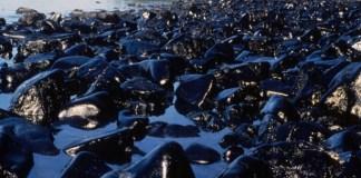 нефть, разлив
