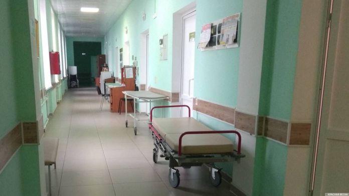 больница, койки