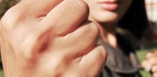 угроза, насилие, кулак