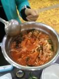 marinated raw fish