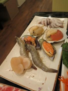 fish for shabu-shabu