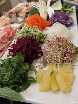 shabu-shabu feast