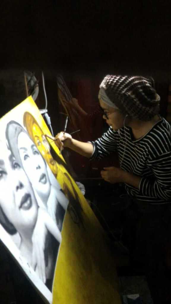 Fine Art by Rosita Rose