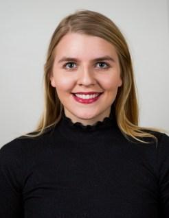 3. Kristrún Ásta Arnfinnsdóttir - enska og þýðingafræði
