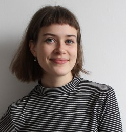 5. Sigrún Eir Þorgrímsdóttir - kvikmyndafræði