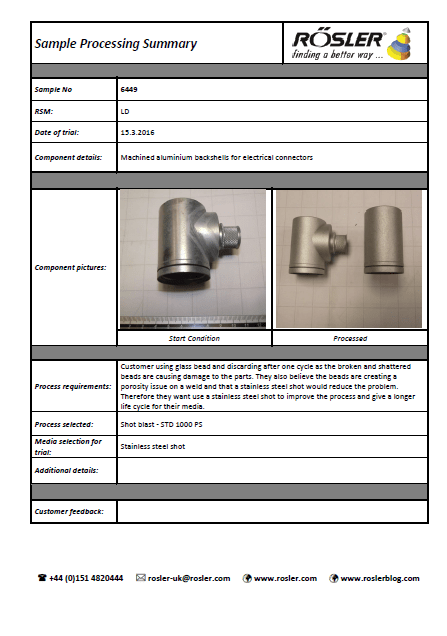 aluminium tube components as at 04052016