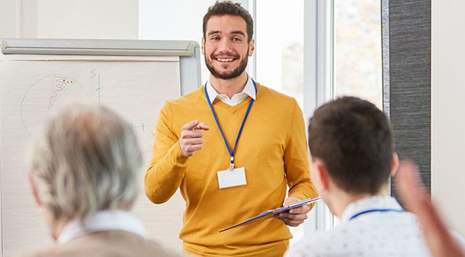 New: English-speaking training courses at Rösler Academy